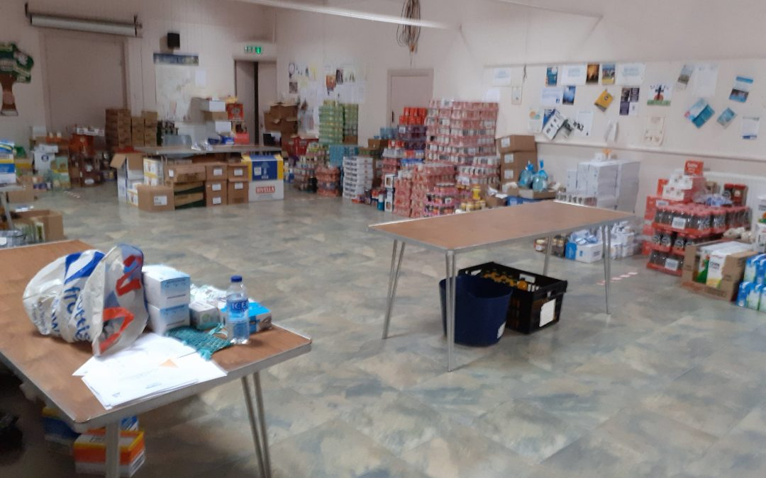 People coming together – The Broughty Ferry Foodbank