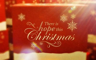 Christmas Hampers – 'There is hope this Christmas'