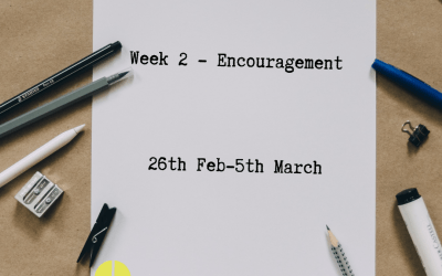 Together Through Lent – Week 2