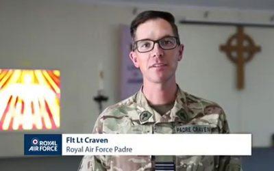 What Does An RAF Chaplain Do?