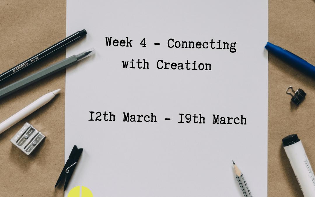 Together Through Lent – Week 4
