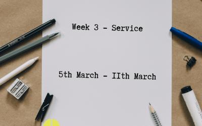 Together Through Lent – Week 3